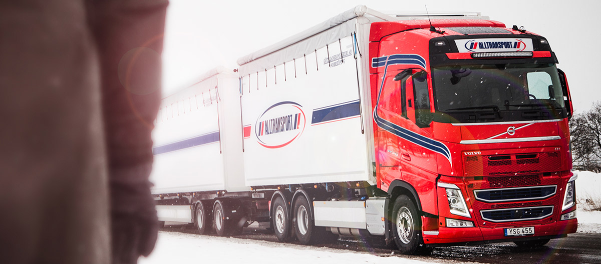 Boka fjärrtransport